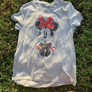 Handrawn style Minnie Mouse T-Shirt